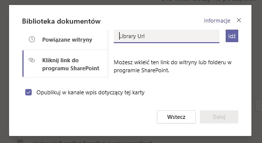 microsoft-teams-integracja-sharepoint